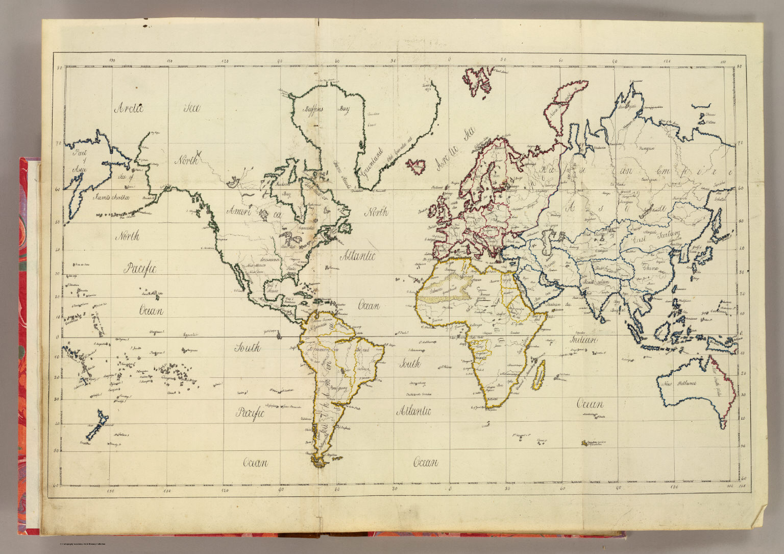 Old map great britain the gallery for antique nautical maps 2012 geodesy old world map of england gumiabroncs Gallery